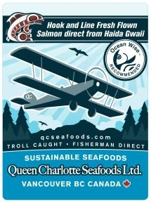 QUEEN CHARLOTTE SEAFOODS LTD. logo
